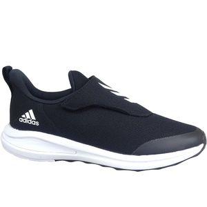 Adidas Kinder Laufschuh FortaRun AC K CBLACK/FTWWHT/CBLACK 36