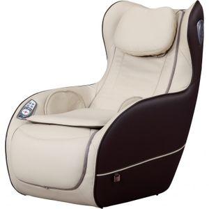 MAXXUS Massagesessel MX 7.1 - Ganzkörper Massagefunktion, Nacken- und Rückenmassage, Hüfte und Po Massage, Schultermassage, Knet- und Klopfmassage brown/champagne