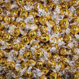 Lindt Lindor Kugeln Weiße Schokolade Lose 1 kg