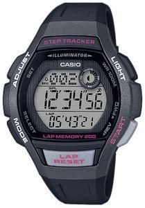 Casio Digial Armbanduhr LWS-2000H-1AVEF Sport Collection Uhr