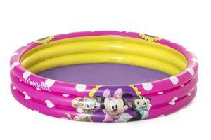 Bestway 91079, Aufblasbarer Pool, Pink, Gelb, 2 Jahr(e), Abbildung, Minnie Mouse, Rund