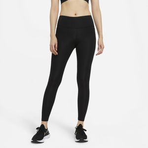 Nike W Nk Epic Fast Tght Black/Reflective Silv Xl