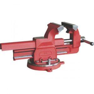 KS Tools Schraubstock mit Rundteller 150 mm, 914.0035