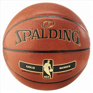 SPALDING NBA GOLD IN/OUT Basketball orange 6