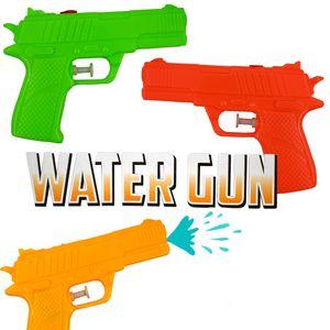 Wasserpistole Wasserspritze Bunt 15cm Spritzpistole Wasser Mitgebsel Party