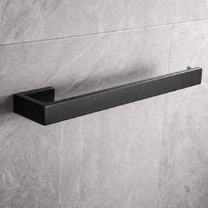 Handtuchhalter aus 304 Edelstahl Ohne Bohren Handtuchstange Selbstklebend Badetuchhalter Badetuchstange für Bad und Küche