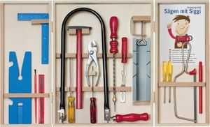 Bausch Peter PEBARO Laubsägeschrank inkl. Werkzeug