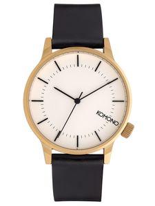 Komono KOMW2270 Armbanduhr Winston Regal Caviar