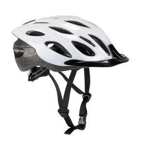Fischer Fahrradhelm Unisex GR. L mit LED Radhelm Unisex Helm Schutzhelm