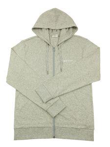 Calvin Klein Underwear Lounge Zip Up Hoodie Grey Heather L