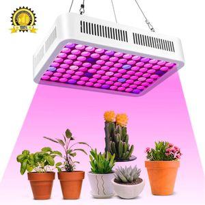 300W LED Pflanzenlampe, Led Grow Lampe Full Spectrum Wachsen Licht Wachstumslampe Pflanzenlicht für Zimmerpflanzen Gemüse und Blumen