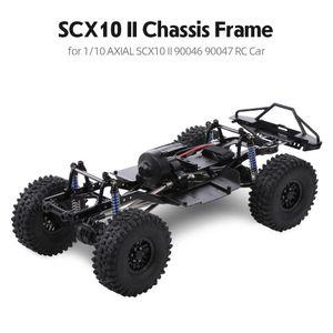 AUSTAR 313mm Radstand Chassisrahmen mit Versuchen f°îr 1/10 AXIAL SCX10 II 90046 90047 RC Crawler Climbing Car DIY