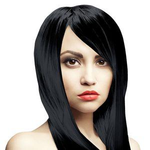 Schwarze Haarfarbe Headshot Blackout, Semi-permanente Haartönung 150 ml