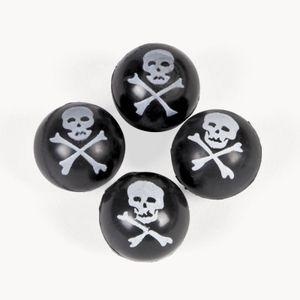 Piraten Flummi Mitgebsel Gastgeschenk 6 Stück