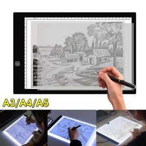 Meco Leuchtplatte A5 LED Leuchttisch Light Pad Zeichnung Pad Ultradünne Zeichenbrett