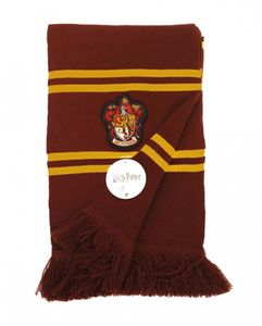 Harry Potter Gryffindor Strickschal Rot-Gelb