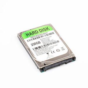 2,5 Zoll mechanische Festplatte SATA III-Schnittstelle Laptop-Festplatte 250 GB 8 MB Cache 5400 U / min Geschwindigkeit Festplatte fuer Laptop