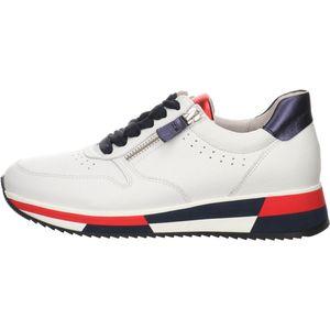 Gabor Damen Sneaker Sneaker Low Leder weiss 6
