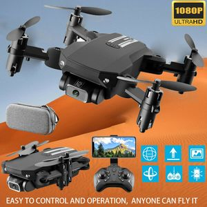 Faltbar WIFI FPV Drohne mit 1080P HD Kamera Mini Selfie Quadrocopter RC Drone