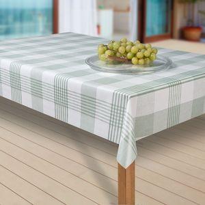Wachstuch-Tischdecke Wachstischdecke Tischwäsche Abwaschbar Wachstuchdecke  23 , Größe:130x200 cm