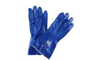 12x kcl Nitri Knit NK 803 NK803 Nitril Blau Gr. 9, Größe:9
