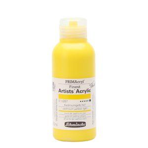 Schmincke 250ml PRIMAcryl Kadmiumgelb hell Acryl 13 207 027