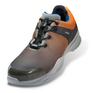 Uvex sportsline orange 8472.3 S1P - Größe: 43