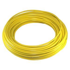 Schaltzughülle schaltzugaußenhülle 4 mm gelb bowdenzug schaltzug hülle 2 meter fahrrad