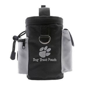 Haustier Hund Beutel Snack Bag Kordel Tasche Futter Köder Tasche Poop Taschen Spender aus Oxford Tuch