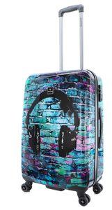 Saxoline Koffer Headphone ABS-PC Trolley Größe M 1389H0. 60. 09