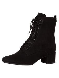Tamaris Damen Stiefelette schwarz 1-1-25102-25 schmal Größe: 39 EU