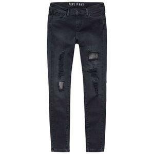Pepe Jeans Scarlette Ripped Teen Denim S