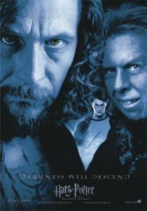 Harry Potter und der Gefangene von Azkaban 98 x 68,5 cm