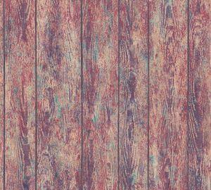 A.S. Création Vliestapete Boho Love Tapete beige rot lila 10,05 m x 0,53 m 364601 36460-1