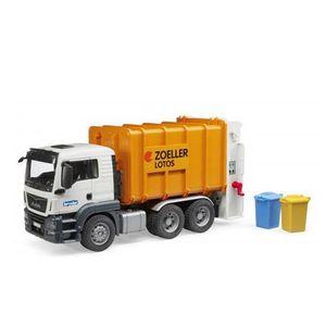 Bruder 03762 MAN TGS Müll-LKW Hecklader