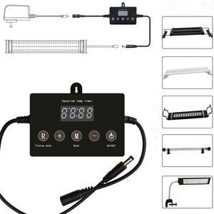 BoomersunLED AquariumLicht Controller Dimmer & Timer Modulator für 12-24V Aquarienleuchten