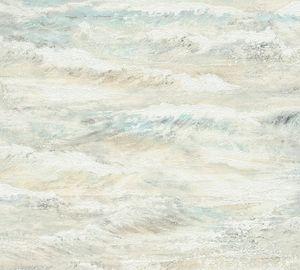 A.S. Création Vliestapete Côte d`Azur Tapete beige blau grün 10,05 m x 0,53 m 354091 35409-1