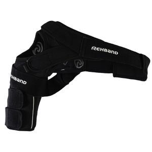 Rehband UD Schulterbandage X-Stable Neopren 5mm schwarz 129606-01, Größe:XL, Variante:rechts