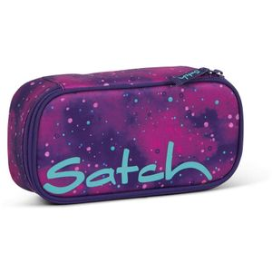Satch Schlamperbox, Stardust, Farbe/Muster: purple, pink, turquoise
