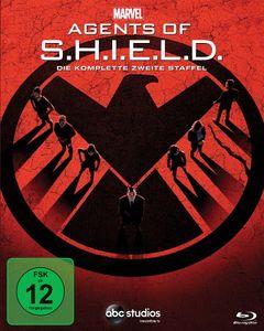 Blu-ray Marvel´s Agents Of S.H.I.E.L.D.: Die komplette zweite Staffel