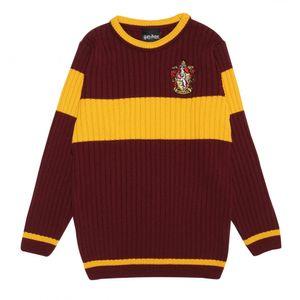 Harry Potter - Quidditch Pullover für Jungen PG569 (116) (Burgunder)