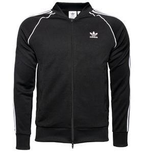 Adidas Originals Herren Sweatshirt SST TT P BLUE, Größe:L, Farben:black/white