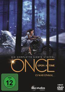 Once Upon a Time - Es war einmal ... Die komplette siebte Staffel (6 Discs)