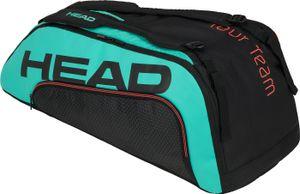 HEAD Tour Team 9R Supercombi BKTE black/teal -
