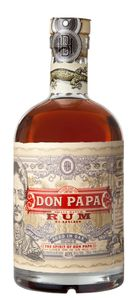Don Papa Small Batch Rum 7 Jahre | 40 % vol | 0,7 l