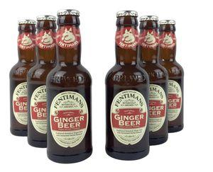 Fentimans Ginger Beer- 6x 200ml - inkl. Pfand