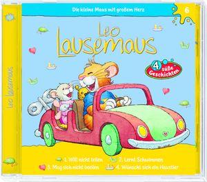 Leo Lausemaus: Will nicht teilen (Folge 6)