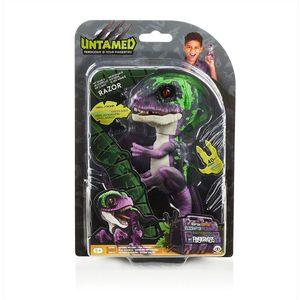 Jazwares 3784 - WowWee - Fingerlings - Velociraptor, Dinosaurier, Razor