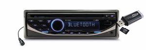 Caliber Autoradio CD/USB/SD/BT 1 DIN RCD125BT