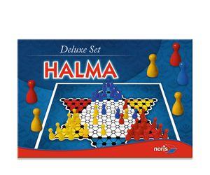 Noris Spiele Deluxe Set - Halma; 606101266